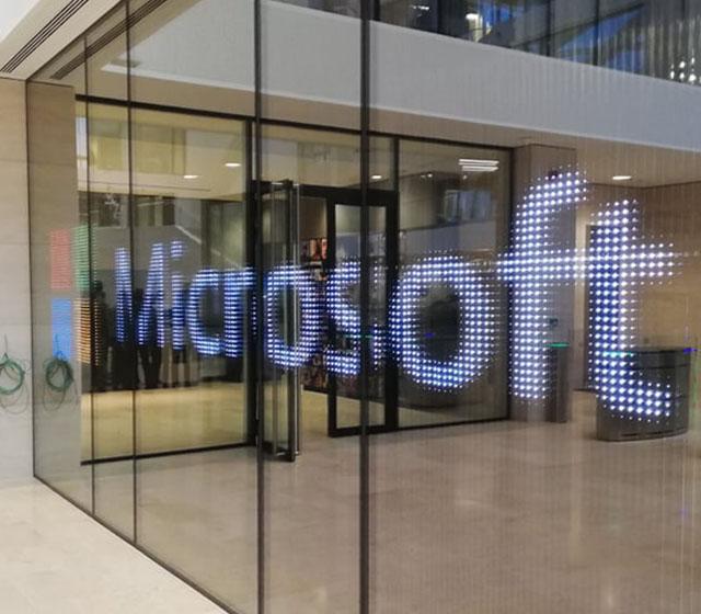Microsoft Zaventem