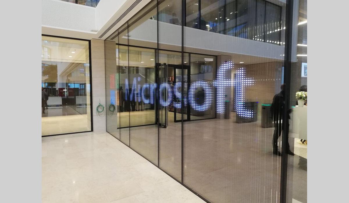 Microsoft zaventem 1