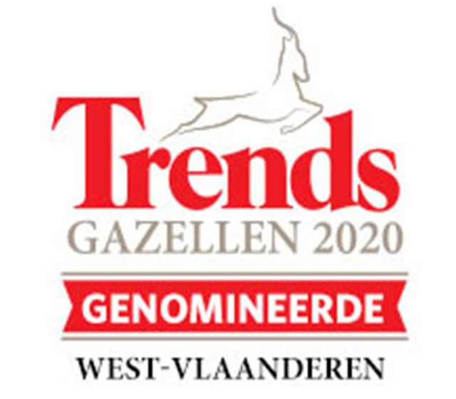 logo trends gazellen 2020 genomineerd